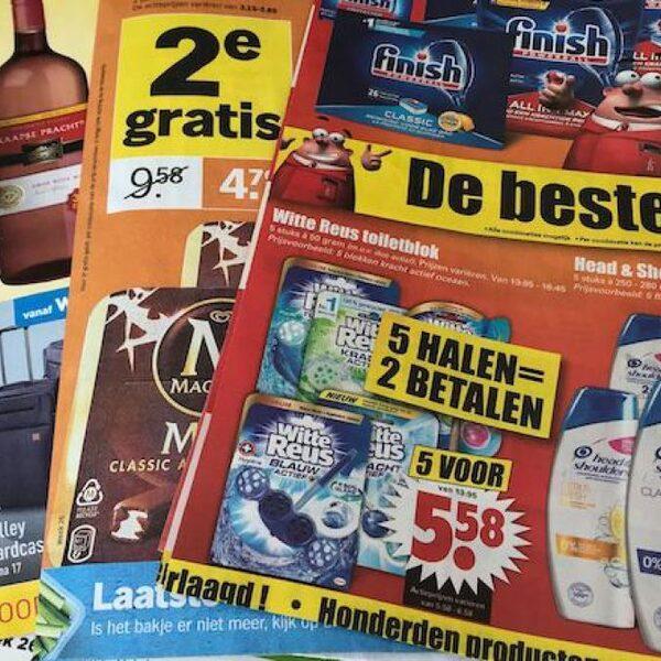5 halen, 2 betalen: 'Supermarkten in Nederland zijn krankzinnig geworden'