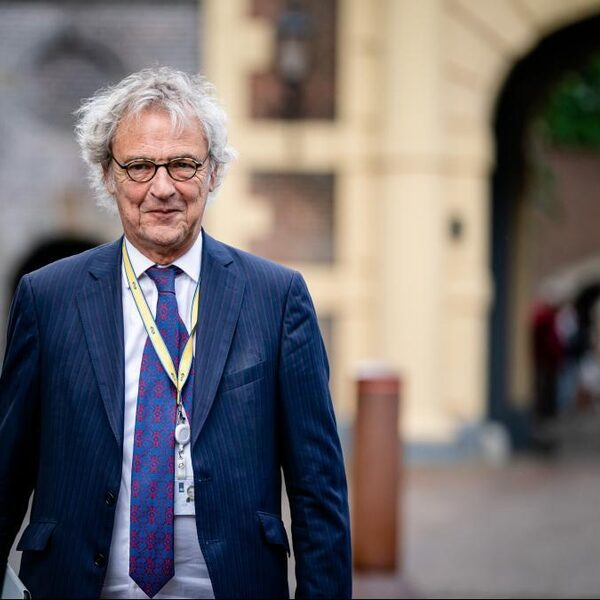 Afzwaaiend CEO bij de NS Roger van Boxtel: 'Er moet een snel treinnetwerk komen tussen alle grote Europese steden'