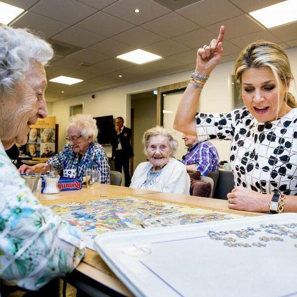 Jan van Haasteren (84) verheugd om puzzelrage: 'Had ik niet kunnen bedenken'