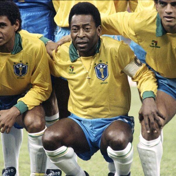'Pelé is de beste voetballer aller tijden'