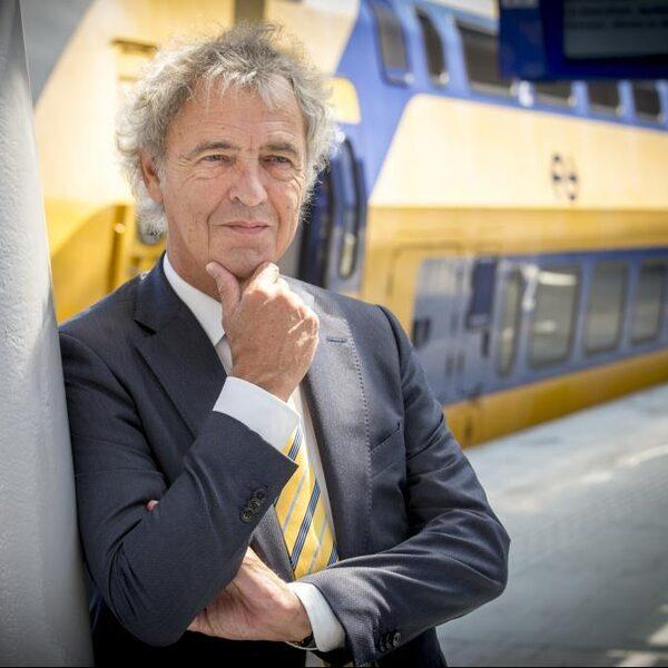 NS-directeur verwacht meer treinreizen: 'We gaan die kant op'