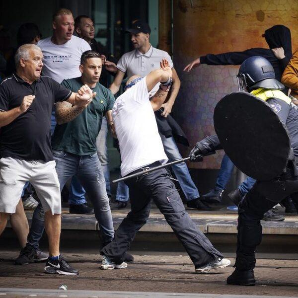 Hoogleraar rechten: demonstranten keihard aanpakken