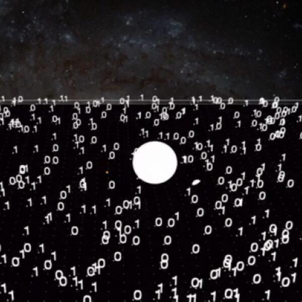 Nieuwe theorie voor zwaartekracht zet donkere materie bij oud vuil