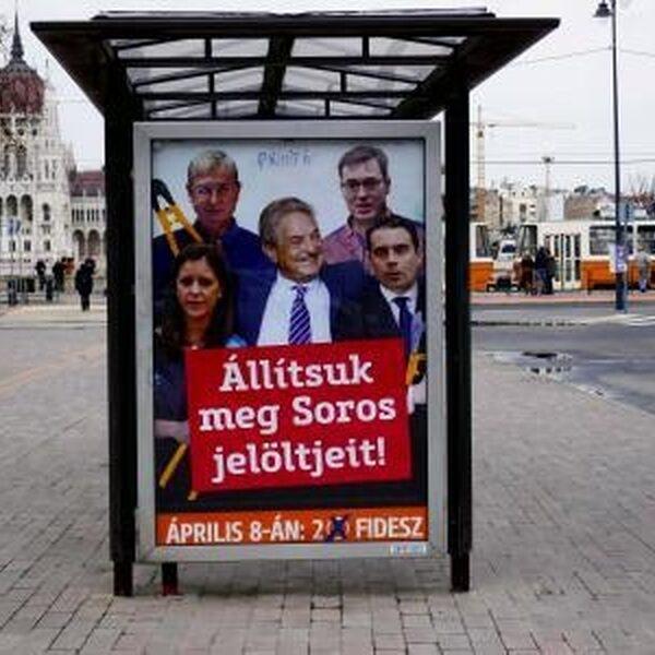 Scharen, Soros en de Hongaarse verkiezingen