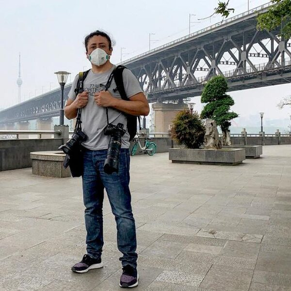 Journalisten in Wuhan spoorloos verdwenen