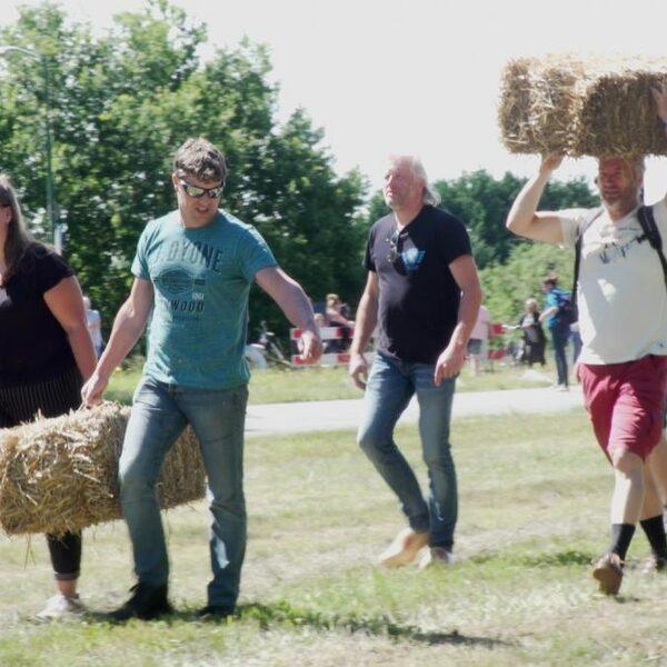 De protestrecensent van Alicante gaat langs bij het boerenprotest in Bilthoven