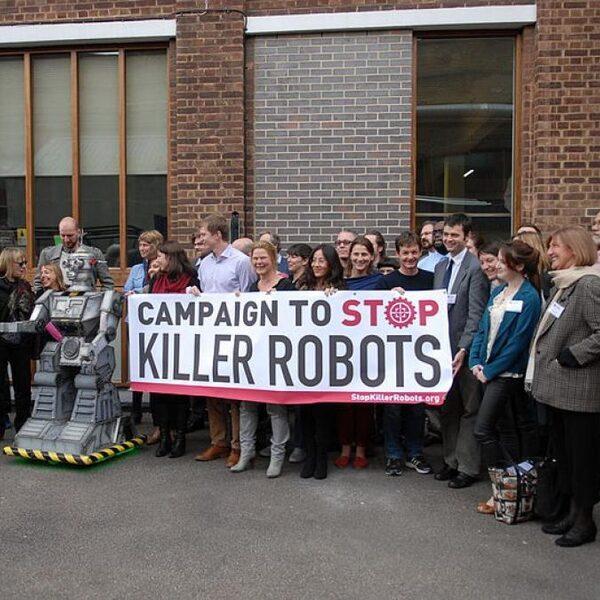 Rapport over killer robots zonder nuance