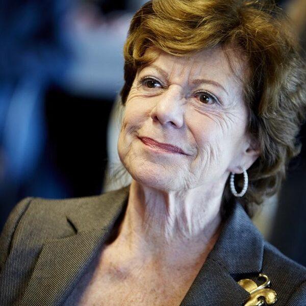 Neelie Kroes: maak een ruim gebaar naar vluchtelingenkinderen