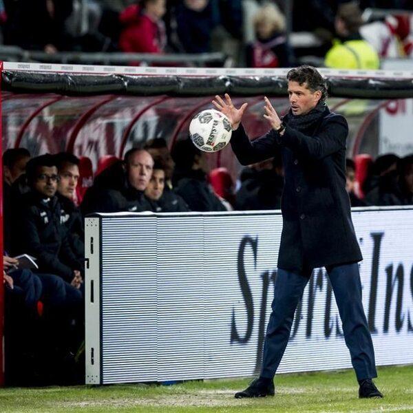 FC Utrecht bestaat 50 jaar: 'Een club waar je je niet verveelt'