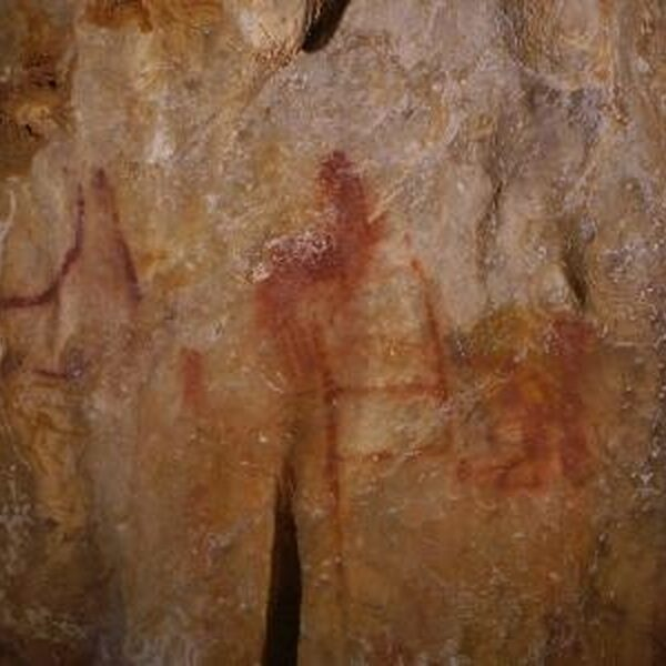 De Neanderthaler dom? Een kunstenaar met taal, zul je bedoelen