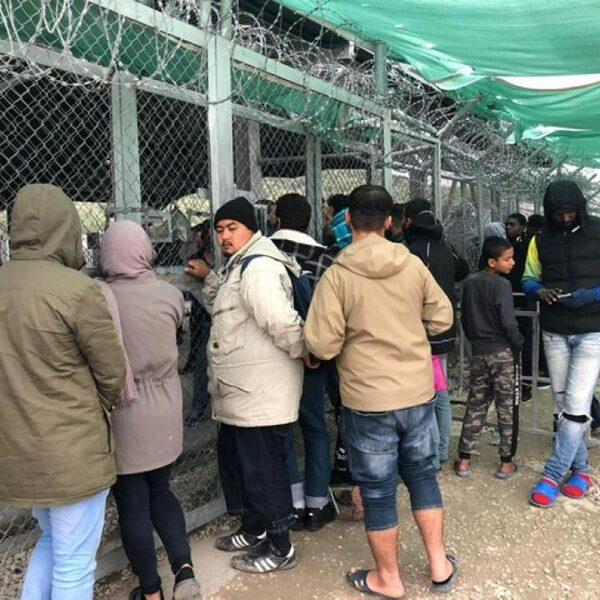 Vluchtelingenkamp op Lesbos is 'echt miserabel', zegt Amnesty