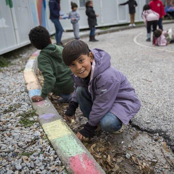 Oproep: haal kinderen uit Griekse kampen voordat corona toeslaat