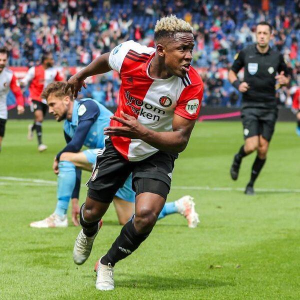 Europees voetbal voor Feyenoord na 2-0 zege op FC Utrecht