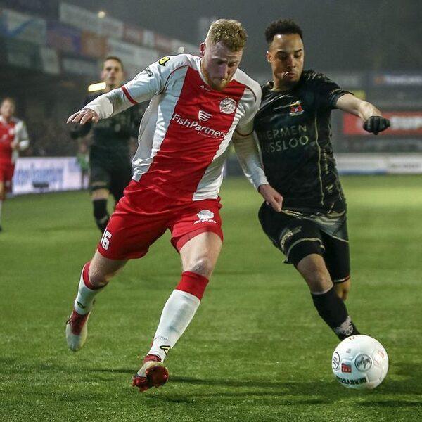 NAC schakelt PSV uit in KNVB-beker, Go Ahead pas na 18 penalty's langs IJsselmeervogels