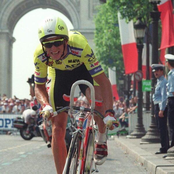 31 jaar geleden, het kleinste verschil in de Tour