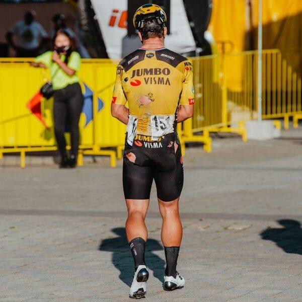 Gio Lippens: 'Doe wat aan die hekken en kom met uniforme veiligheidsregels in het wielrennen'