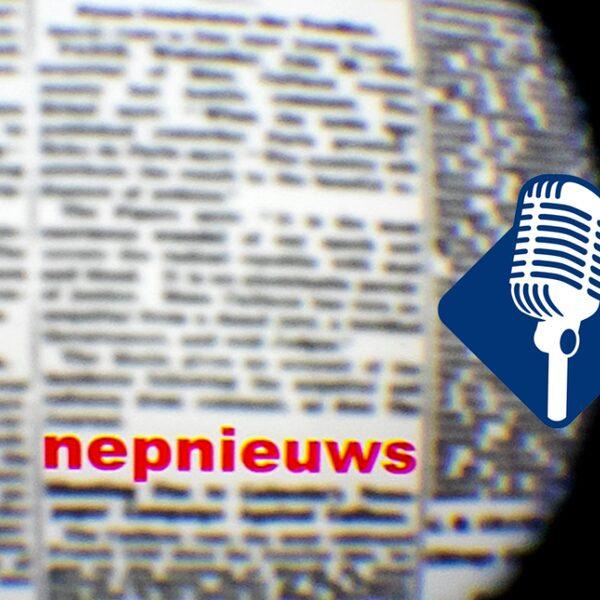 Podcast De Dag: Zo trap je niet in nepnieuws