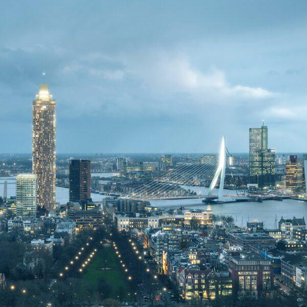 Nederlandse steden gaan de hoogte in: oplossing voor woningnood?