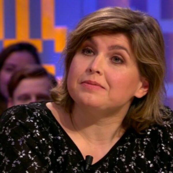 Angela de Jong geeft Maroeska advies: 'Recht je rug'