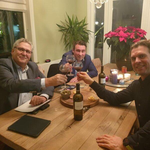 Richard de Mos: 'Ik ontleen niet mijn geluk alleen maar aan een wethouderschap!'
