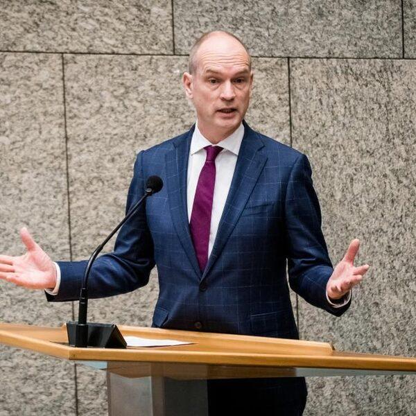 Gert-Jan Segers wil met ChristenUnie niet toekijken aan zijlijn: 'Iets doen is beter dan niets doen'