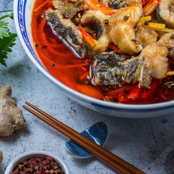 De Chinese keuken: alles draait om textuur