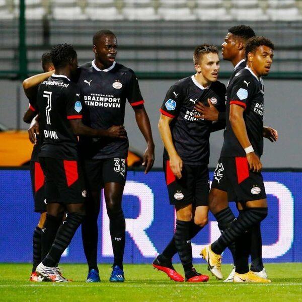 PSV door in Europa, voor Willem II zit het avontuur erop