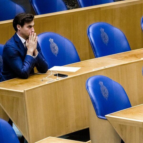 'Forum voor Democratie ís Thierry Baudet, dat is een probleem voor de partij'