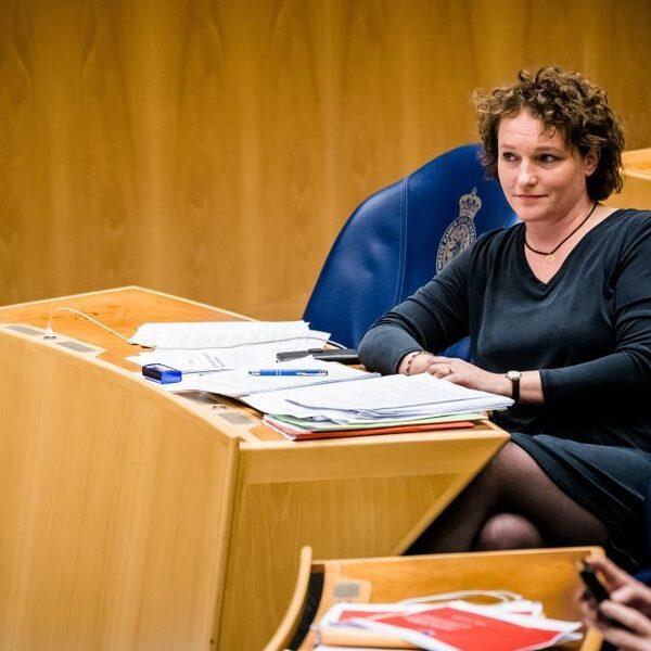 Renske Leijten (SP) wil in de Tweede Kamer blijven om Toeslagenaffaire in goede banen te leiden