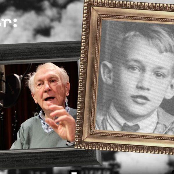 Een jongen in de oorlog, prachtige vertellingen over de Tweede Wereldoorlog