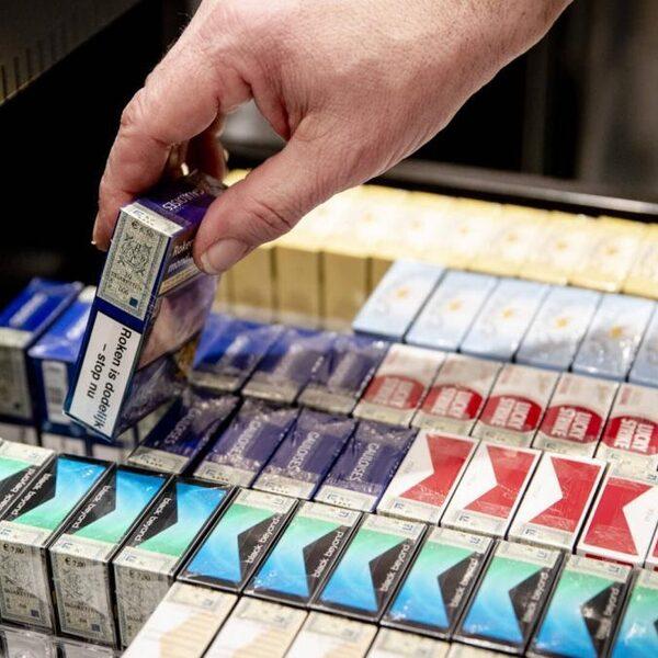 'Tabakslobby had, via VVD, toch invloed op regulering tabaksverkoop'