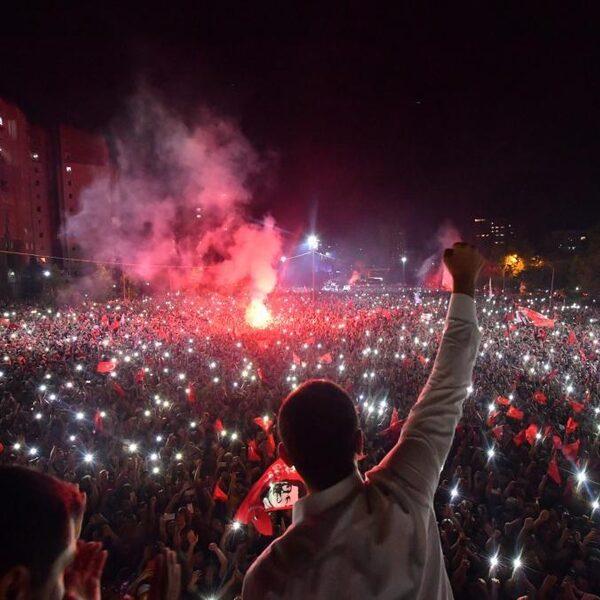 'Sociale media hebben oppositie Turkije geholpen'