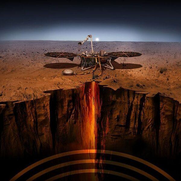 'Er is meer beweging op Mars dan we dachten'