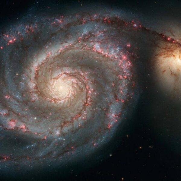 Wetenschappers hebben eerste planeet in ander sterrenstelsel in vizier