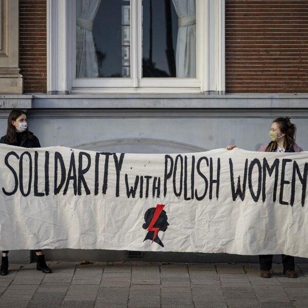 Wat kan de EU doen tegen onmenselijke abortuswet in Polen?