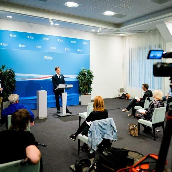 Woensdag 24 juni de laatste 'coronapersconferentie' van Rutte: wat kunnen we verwachten?