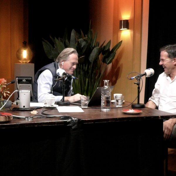 Politieke junkies: Jort Kelder interviewt Mark Rutte