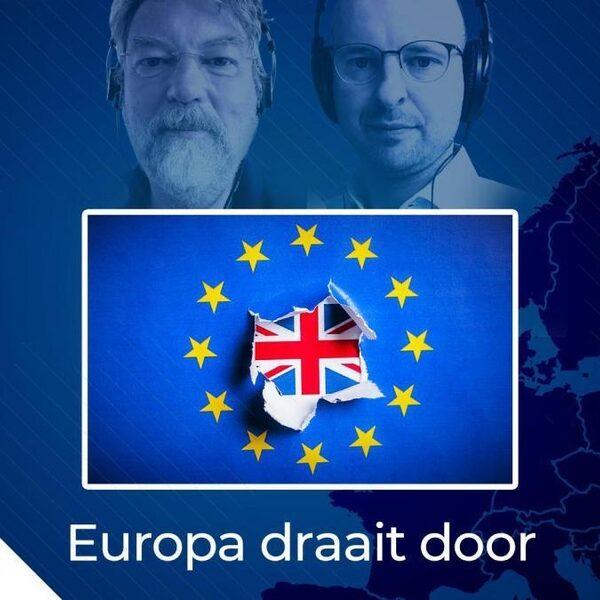 Een nieuwe podcast: Europa draait door