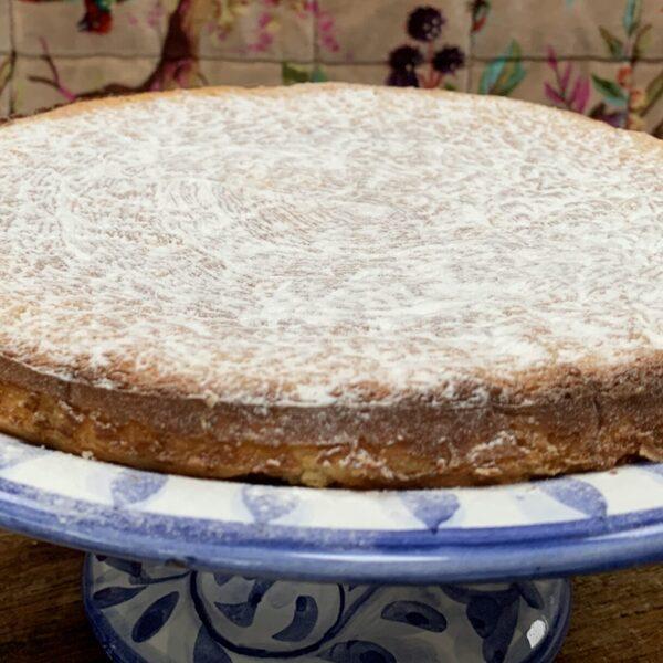 Torta di riso, het recept voor rijsttaart