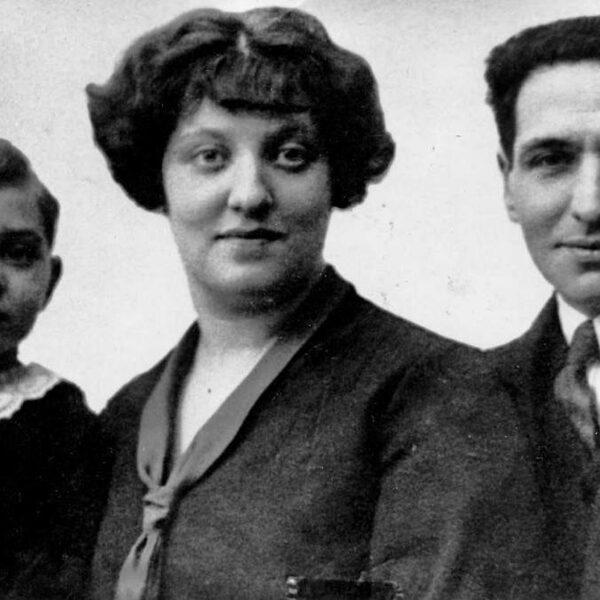 Leven na de oorlog: kleinkind van een Joodse verzetsman