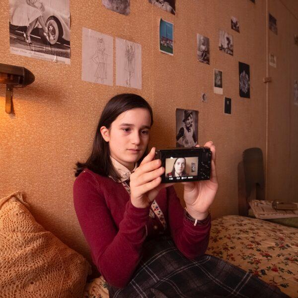 'Anne Frank' legt leven in Tweede Wereldoorlog vast met camera