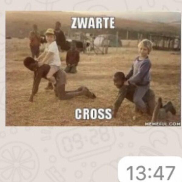 Racistische Whatsappstickers: 'Je lacht er wel om, maar je weet dat het niet kan'