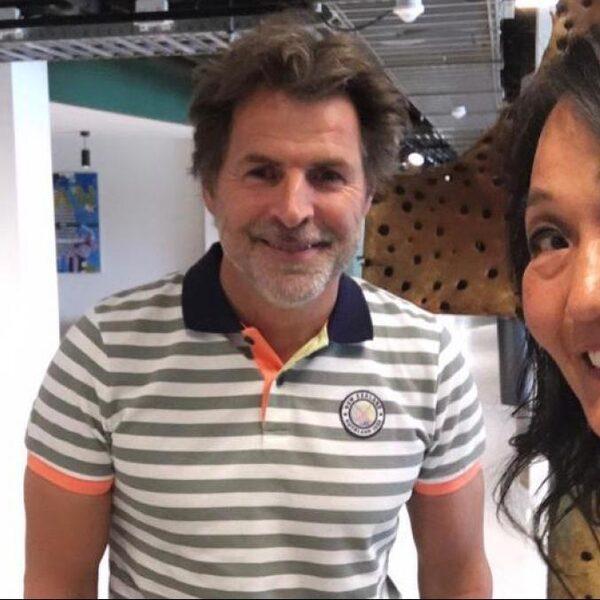 Toine van Peperstraten over emotioneel afscheid bij Studio Sport: 'Dat had niet mogen gebeuren'