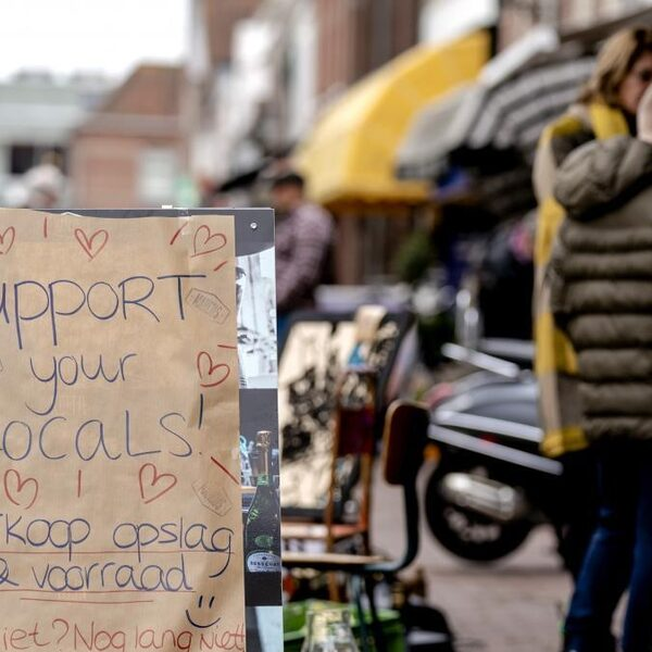 Lokale ondernemers slaan handen ineen om sterk uit crisis te komen