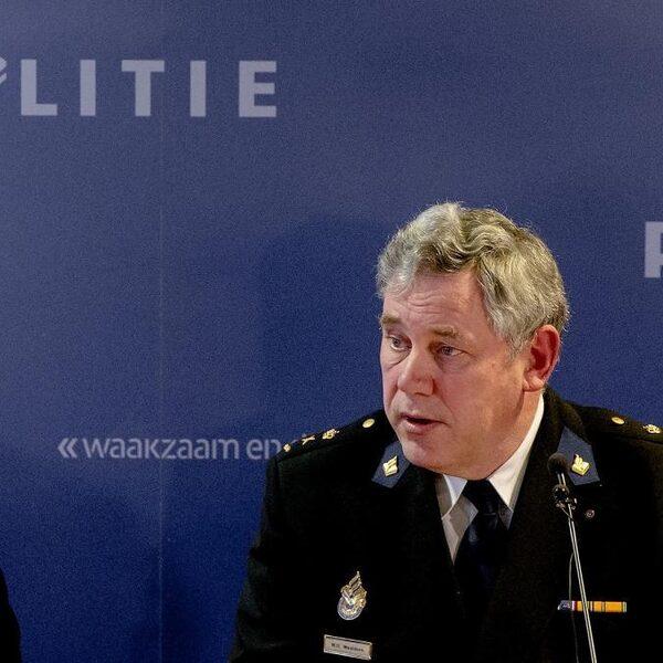 Beroep politiechef op Veiligheidsberaad: beperk demonstraties