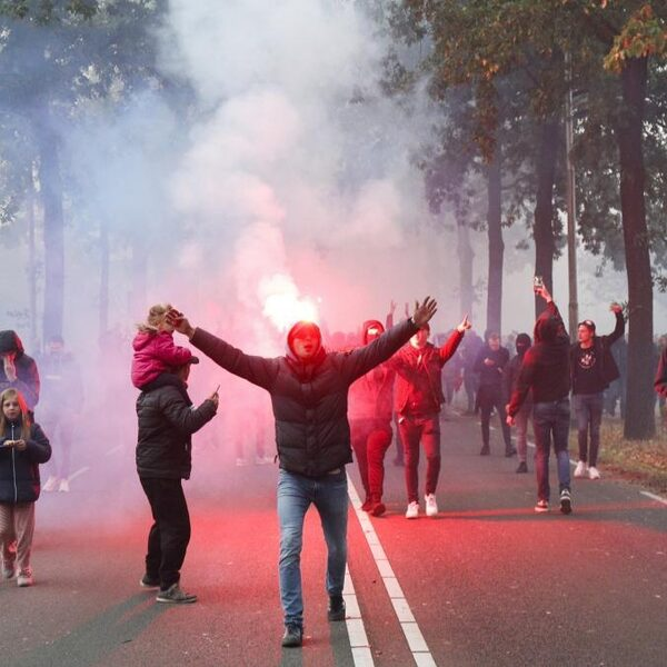 Burgemeester Tilburg over voetbalfeest: 'Dit gaan we niet weer doen'