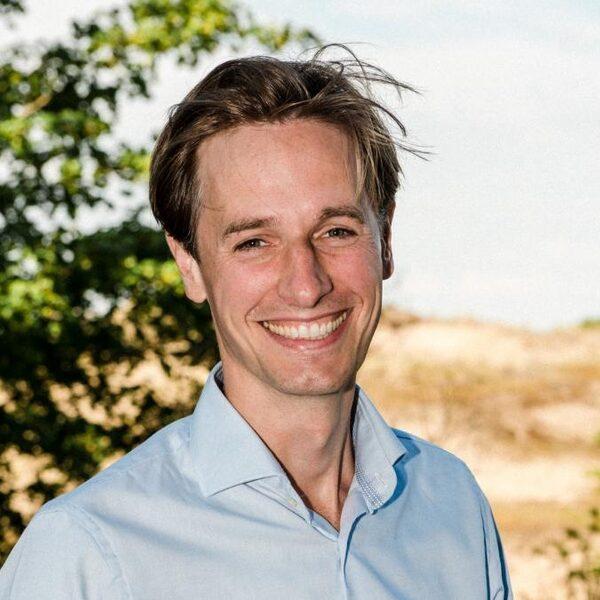 Laurens Dassen mikt met Volt op minimaal 3 Kamerzetels