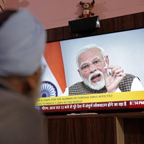India in volledige lockdown vanwege coronavirus