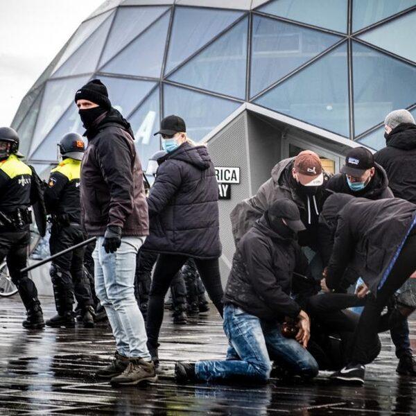 Stand.nl: 'De rellen van afgelopen weekend zijn on-Nederlands'