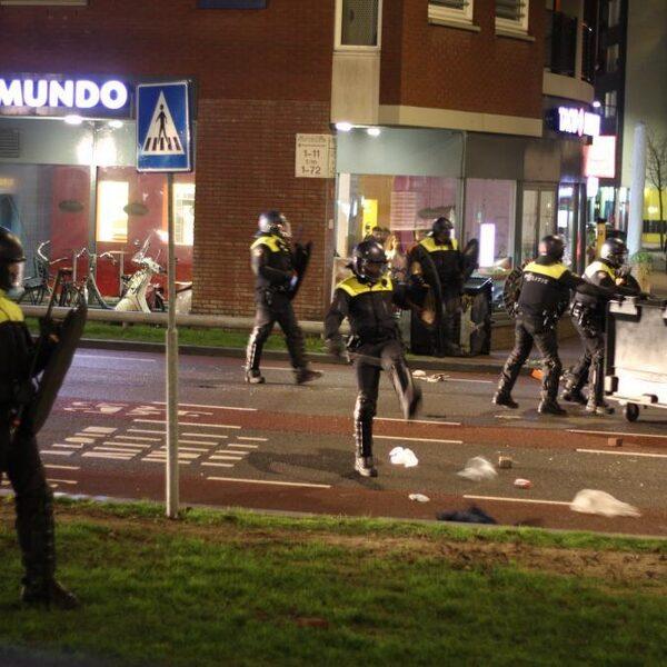 Rellen in zeker tien gemeenten rond ingaan avondklok